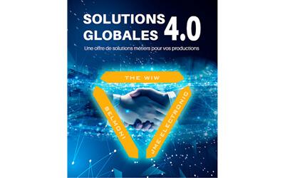 Programme des démonstrations «SOLUTIONS GLOBALES 4.0» au salon BE 4.0