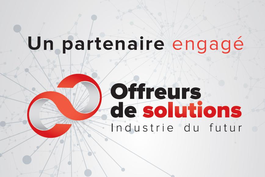 """The WIW Labellisé """"Offreur de solutions pour l'industrie du futur"""""""