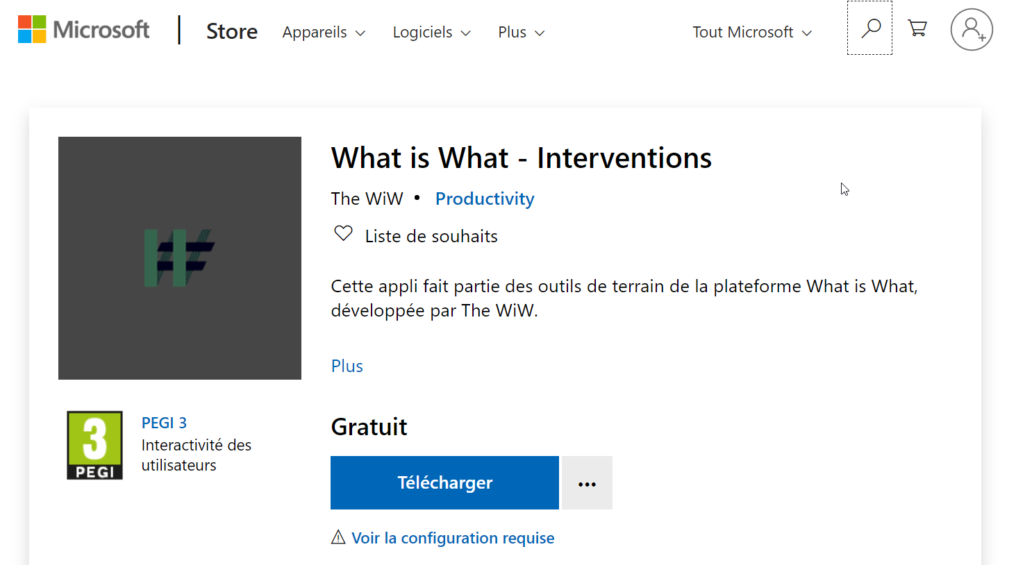 Appli-The-WiW-dans-le-store-Microsoft - The WIW - Solutions pour l\'industrie 4.0