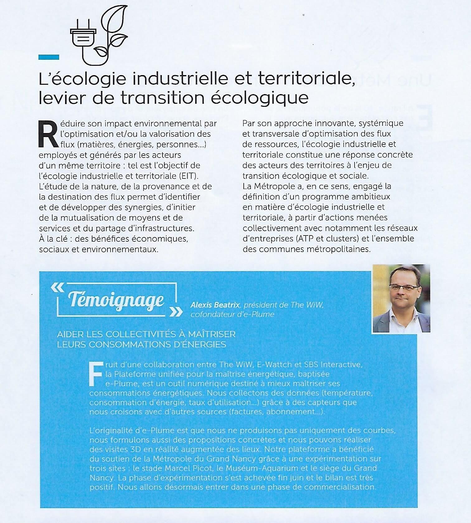 e-Plume-Grand-Nancy-décembre-19 - The WIW - Solutions pour l\'industrie 4.0