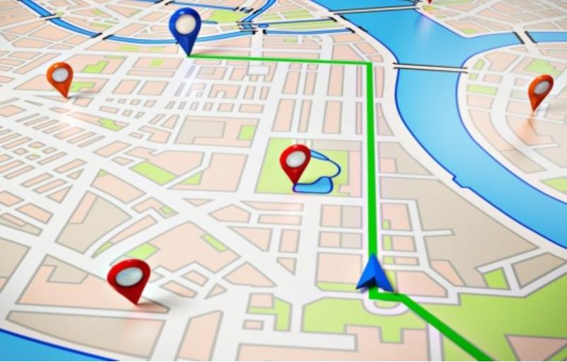 carte-géolocalisée - The WIW - Solutions 4.0