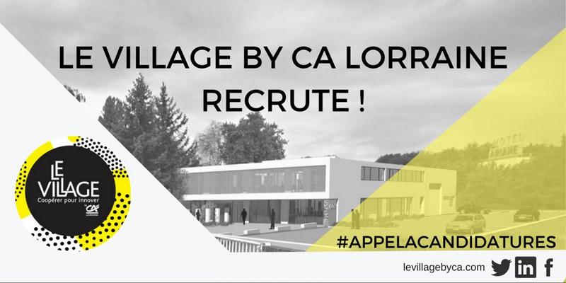 Future licorne : rejoignez le Village by CA de Nancy