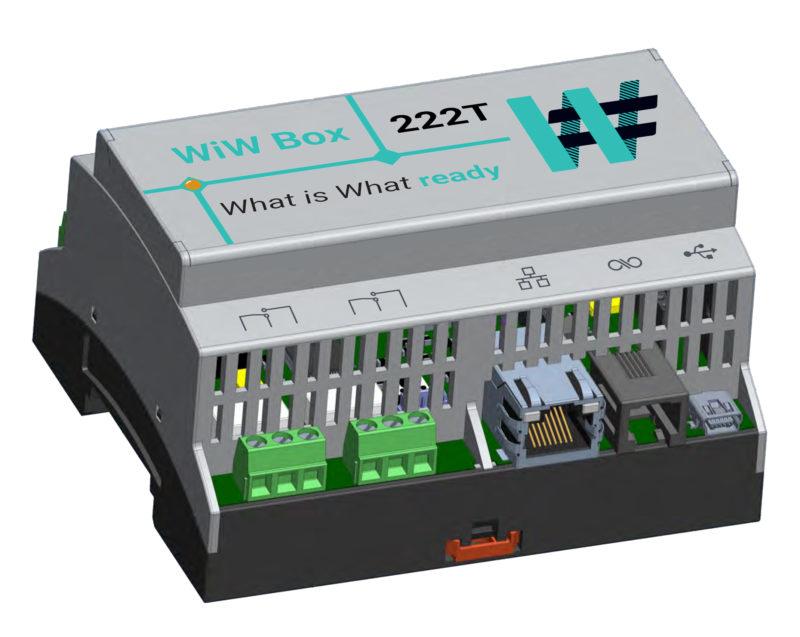WiW Box : connectez vos automates et IoT au What is What